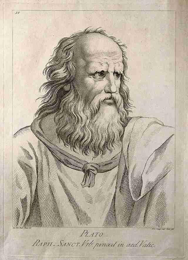 Ο Πλάτωνας και οι Θείοι Βασιλείς της ανθρωπότητας