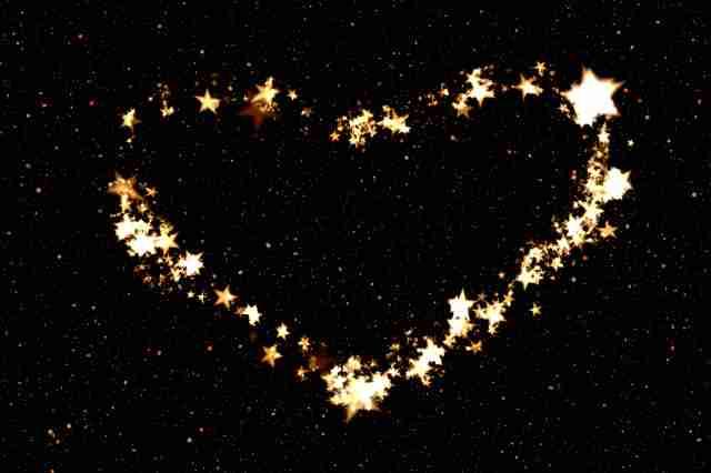Η αγάπη είναι σαν τα αστέρια